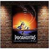 WTHKL Pocahontas Eine amerikanische Legende Wird lebendig