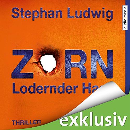 Zorn: Lodernder Hass (Zorn 7) audiobook cover art