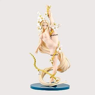花の妖精マリアセクシーな誘惑かわいいかわいい美少女漫画アニメソフビ人形玩具工芸装飾PVC高さ20センチ