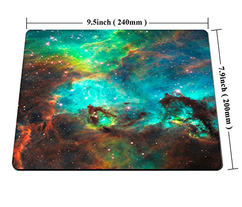 Smooffly Mouse Pad Galaxy Customized Rectangle Non-Slip Rubber Mousepad Gaming Mouse Pad Photo #5