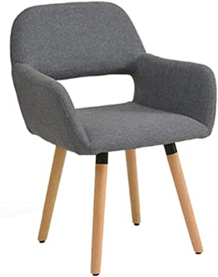 Amazon.com - MMZZ Armchair/Ergonomic Chair/Dining Chairs ...