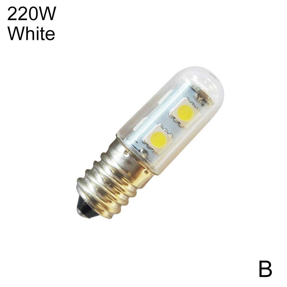 Timmershabi - Bombilla LED E14 para frigorífico, congelador, Campana extractora: Amazon.es: Hogar