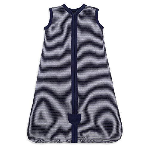 Burt's Bees Baby Unisex Baby Wearable Blanket, 100% Organic Cotton Beekeeper, Swaddle Transition Sleep Bag