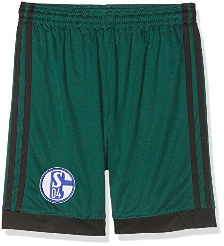 adidas Kinder FC Schalke 04 3rd Shorts, Cgreen/Black, 140-S