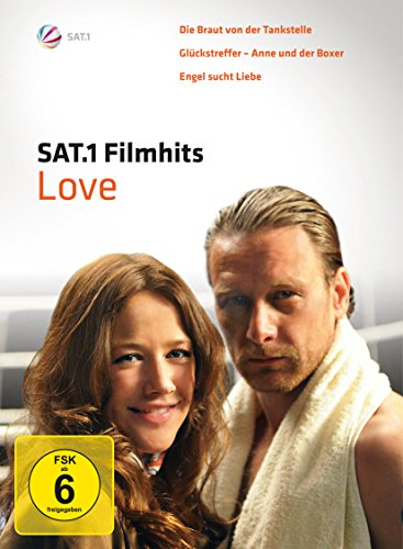 SAT.1 - Love Box (3 DVDs)