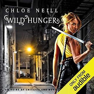 Couverture de Wild Hunger