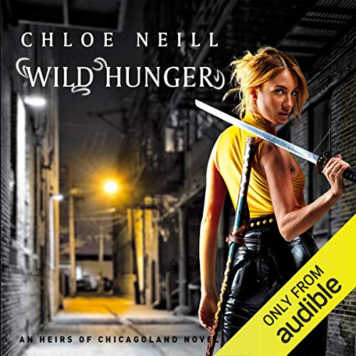 Couverture de Wild Hunger