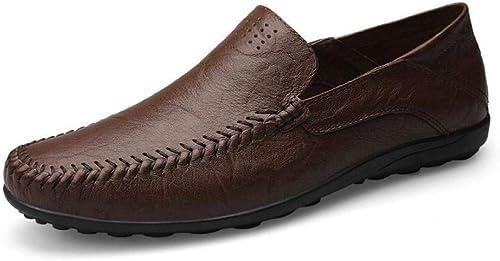 Mode Chaussures Chaussures Décontractées Hommes Chaussures à Pois Chaussures pour Hommes Chaussures Chaussures De Conduite  meilleure réputation