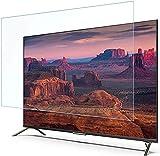 LILAODA Pantalla Pet PERTECTOR LED TV Screen Anti Glare UV Radiación Proteger Filtro para 32-75 pulgadas-43 Pulgadas 942 * 529mm_Versión HD