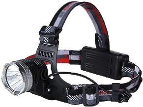 RMXMY Fashion Multi-Function Headlights Outdoor Glare Rechargeable 10W Night Riding Fishing Miner lamp Personality Creative Headset Flashlight