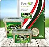 FertOP® - Abono para Césped, Primavera-Verano,...