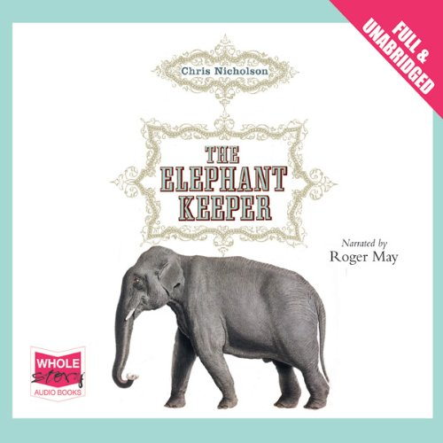 The Elephant Keeper cover art