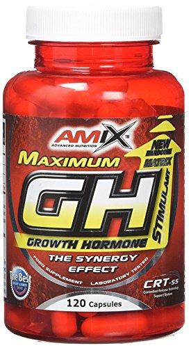 Amix Gh 120 Capsulas 0.2 200 g