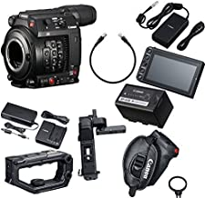 Canon EOS C200 EF Cinema Camera #2215C002 Body Only