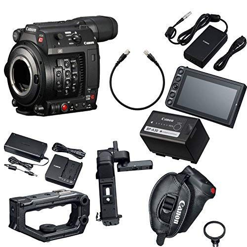 Canon EOS C200 EF Cinema Camera...