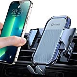 andobil Car Phone Holder [Upgrade Doesn't Hurt Phone & Case] Car Vent Phone Mount Hands Free Easy Clamp Cradle in Vehicle Compatible with All iPhone 13, 12, 11, Android Smartphone and All Cars, Jeeps