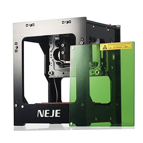 1000 MW/1500mw Dual Micro USB Laser macchina Engraving Machine Macchina per Incisione strumento stampante Maker per Win 7, XP, Win 8, Win 10