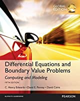 Differential Equations and Boundary Value Problems: Computing and Modeling, eBook, Global Edition (English Edition)