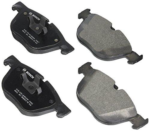 Bosch BP1294 QuietCast Premium Semi-Metallic Disc Brake Pad Set For: BMW X4