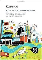 Korean: A Linguistic Introduction