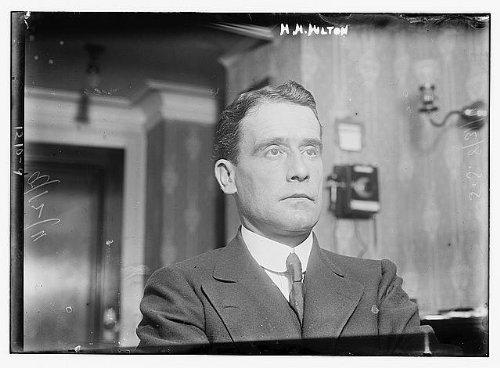 Photo: Harold Horsfall Hilton,1869-1942,English Amatuer Golfer