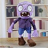 Dirgee Plüschspielzeug PVZ 2 Zombies Plüsch weich gestopfte Spielzeug Puppe für Kinder Kinder 30cm
