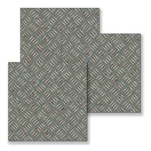 GuoQiang Zhou Adhesivo autoadhesivo para azulejos de mosaico, resistente al agua, antiaceite, 10 unidades, vinilo de PVC, decoración del hogar (color de la imagen, tamaño: 15 x 15 cm)