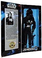 "Star Wars TIE Fighter Pilot 12"" Collector Series Action Figure"