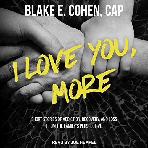 I Love You, More audiobook cover art