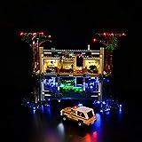LODIY Juego de luces LED para Lego Stranger Things The Upside Down 75810 (no incluye modelo Lego)