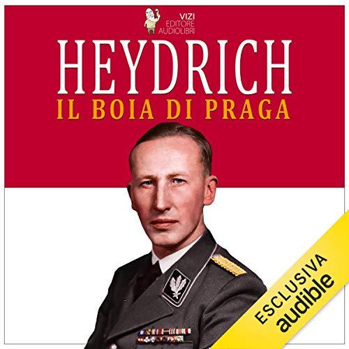 Heydrich, il boia di Praga copertina