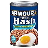 Armour Star Corned Beef Hash, 14 oz. (Pack of 12)