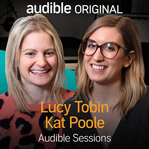 Lucy Tobin & Kat Poole audiobook cover art