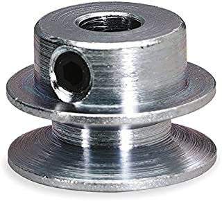O-Ring Pulley, 1/4