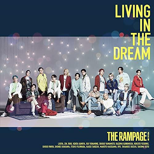 LIVING IN THE DREAM(CD+DVD( MUSIC VIDEO盤))の商品画像