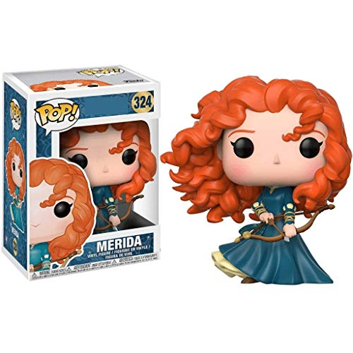 Funko Pop Movies : Merida 3.75inch Vinyl Gift for Anime Fans SuperCollection