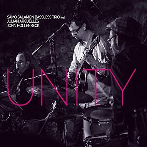 Samo Salamon Bassless Trio feat. Julian Arguelles & John Hollenbeck