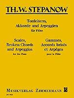 Tonleitern, Akkorde und Arpeggien: Floete.