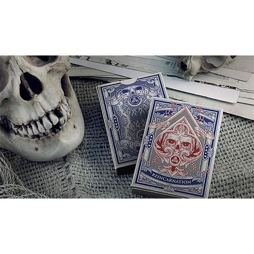 SOLOMAGIA Reincarnation (Classics) Playing Cards by Gamblers Warehouse