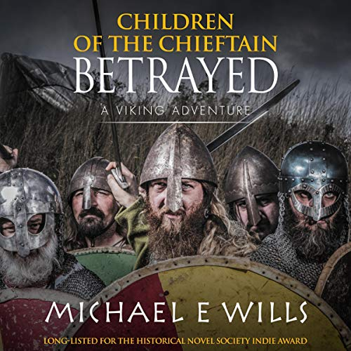 Couverture de Children of the Chieftain: Betrayed