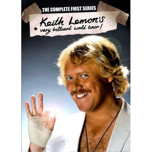 Keith Lemon's Very Brilliant World Tour: Series One [Regions 2 & 4]