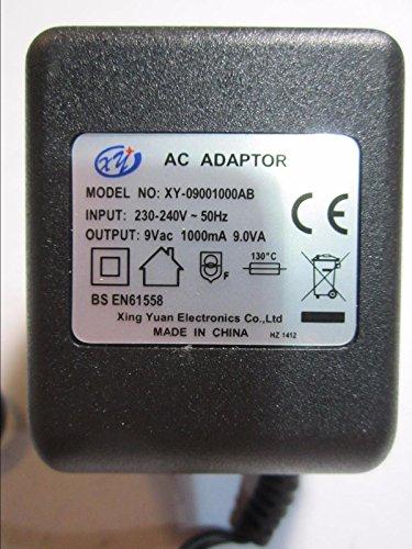 Ersatz-Netzteil für Digitech XP-100 Whammy Pedal, 9 V, 500 mA