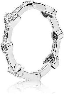 66a90934b Amazon.co.uk: Pandora - Rings / Women: Jewellery