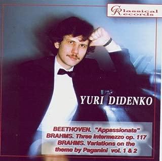 Intermezzo op. 117 no.2