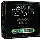 USAOPOLY Fantastic Beasts Perilous Pursuit Cooperative Dice Game | Harry Potter Fantastic Beasts and Where to Find Them Movie | Officially Licensed Harry Potter Game