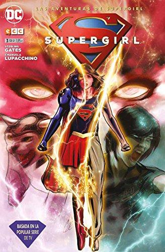 Las aventuras de Supergirl 3