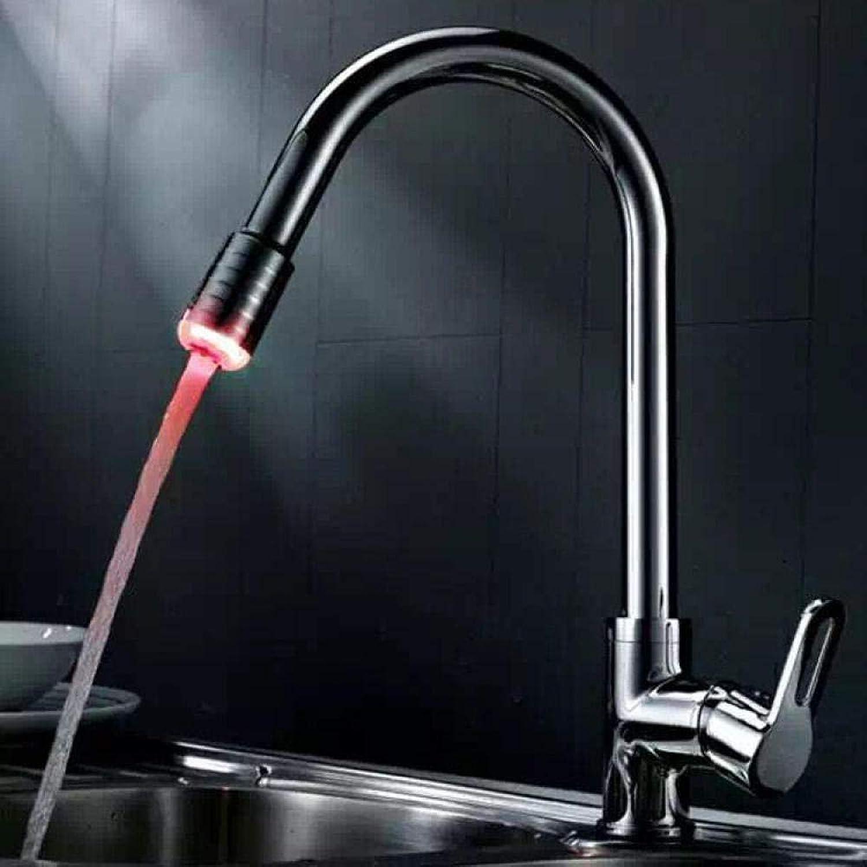 Wasserhahn 360 ° Drehbar Edelstahl Wasserhahnziehen Sie Den Küchenarmatur_Yiyu Marke Zieht Heies Und Kaltes Wasser, Um Die Spüle Wasserhahn Zu Ziehen