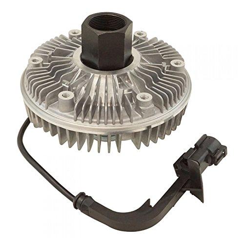 Electric Radiator Cooling Fan Clutch for Super Duty Power Stroke 6.0L V8 Diesel