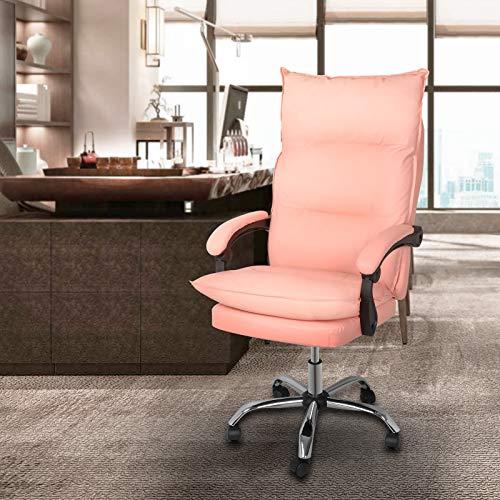 Magshion High-Back Heavy Duty Executive Swivel Office Desk Chair,