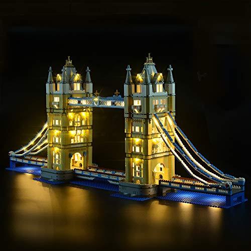 Conjunto luces Lightailing Creator El Puente De Londres